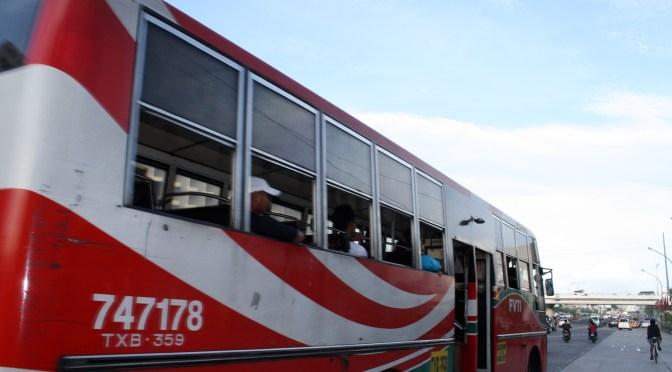 2日目 マニラで記憶と携帯を紛失したが、アンヘレスの学校にファイブスターバスで向かう!