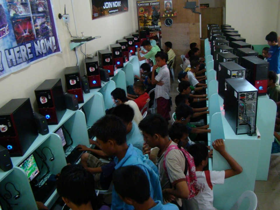 Top PC Games in Internet Cafes in the Philippines