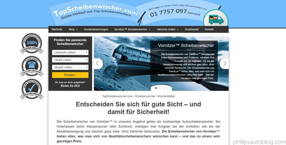 Bosch AEROTWIN 3397118908  AR604S Scheibenwischer