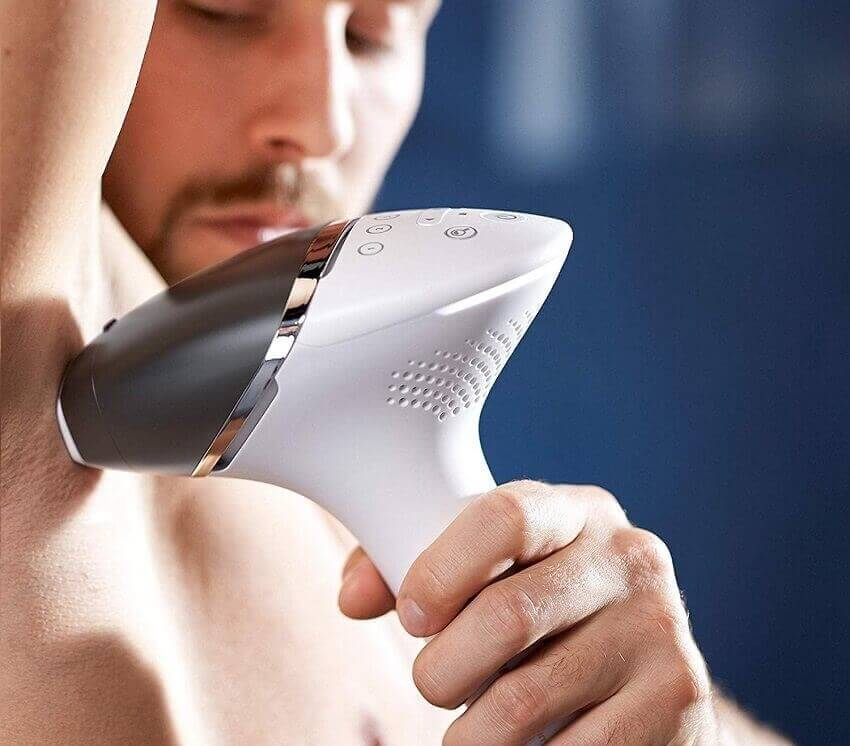 Laser Hair Removal For Men Philips Lumea Experts