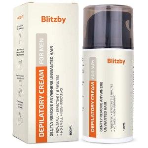 Blitzby Men's Hair Removal Cream