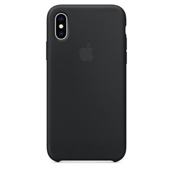 Capa Silicone Iphone Xr Preto Img 01