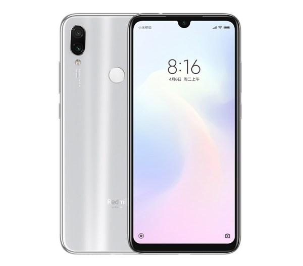 Celular Xiaomi Redmi Note 7 Branco Img 03