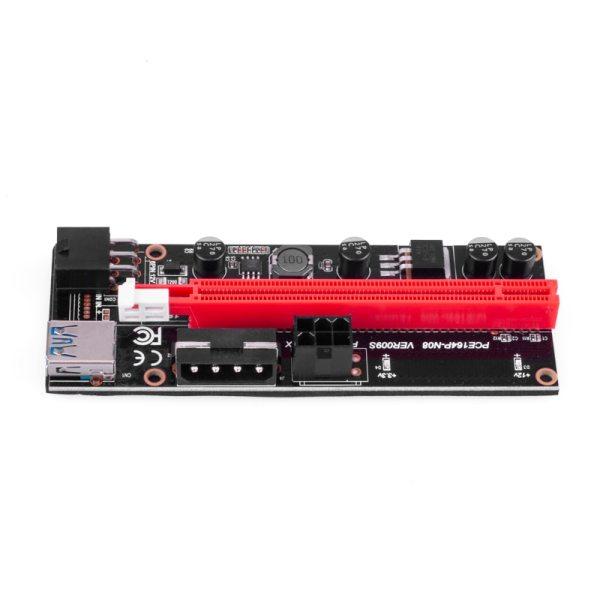 Extensor Riser 009s PCI Express 1x 4x 8x 16x USB 3.0 IMG 03