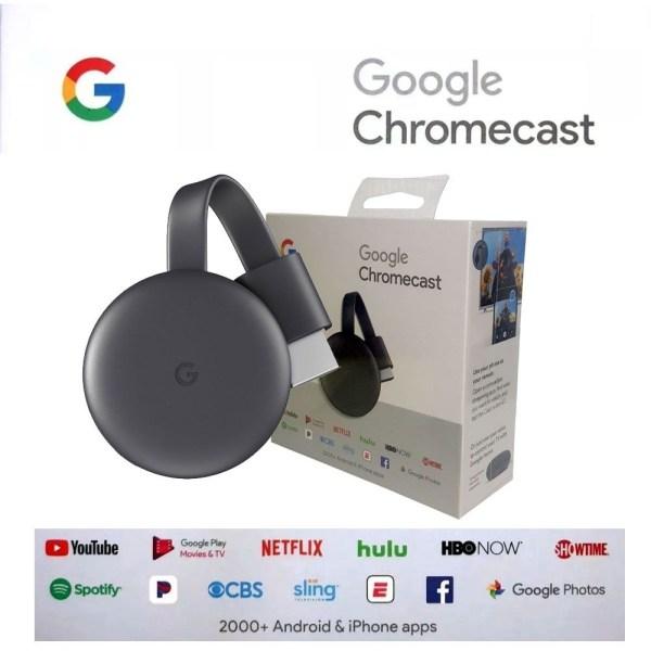 Google Chromecast 3 Img 01
