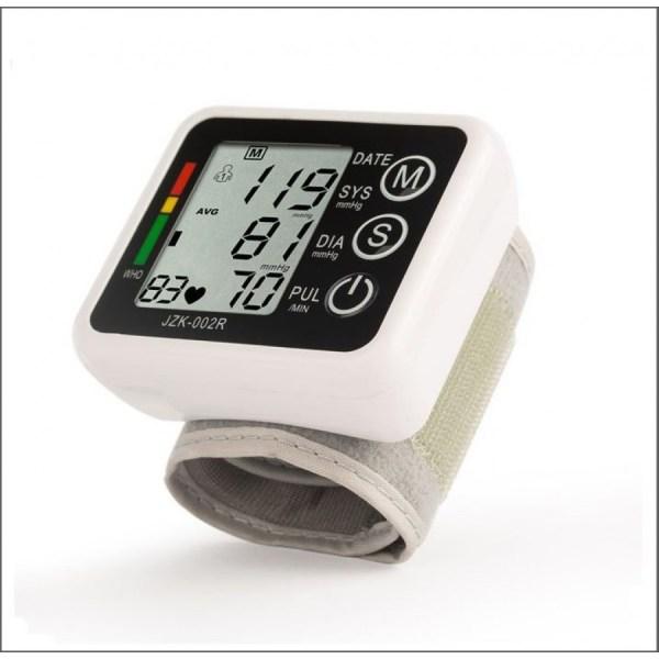 Monitor De Pressao Arterial Digital Automatico De Pulso Techline Img 02