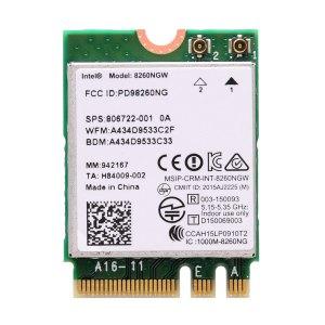 Placa Wi Fi Intel Dual Band Wireless Ac 7265 Img 01