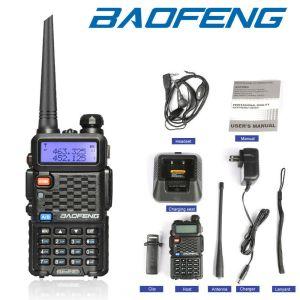 Rádio Comunicador Boafeng Uv 5r Img 01