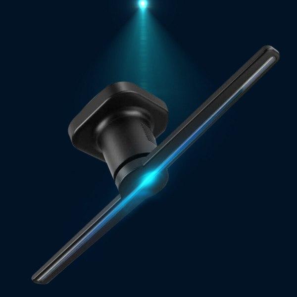 Ventilador Projetor Holografico 3d Ausida Z1 Img 07