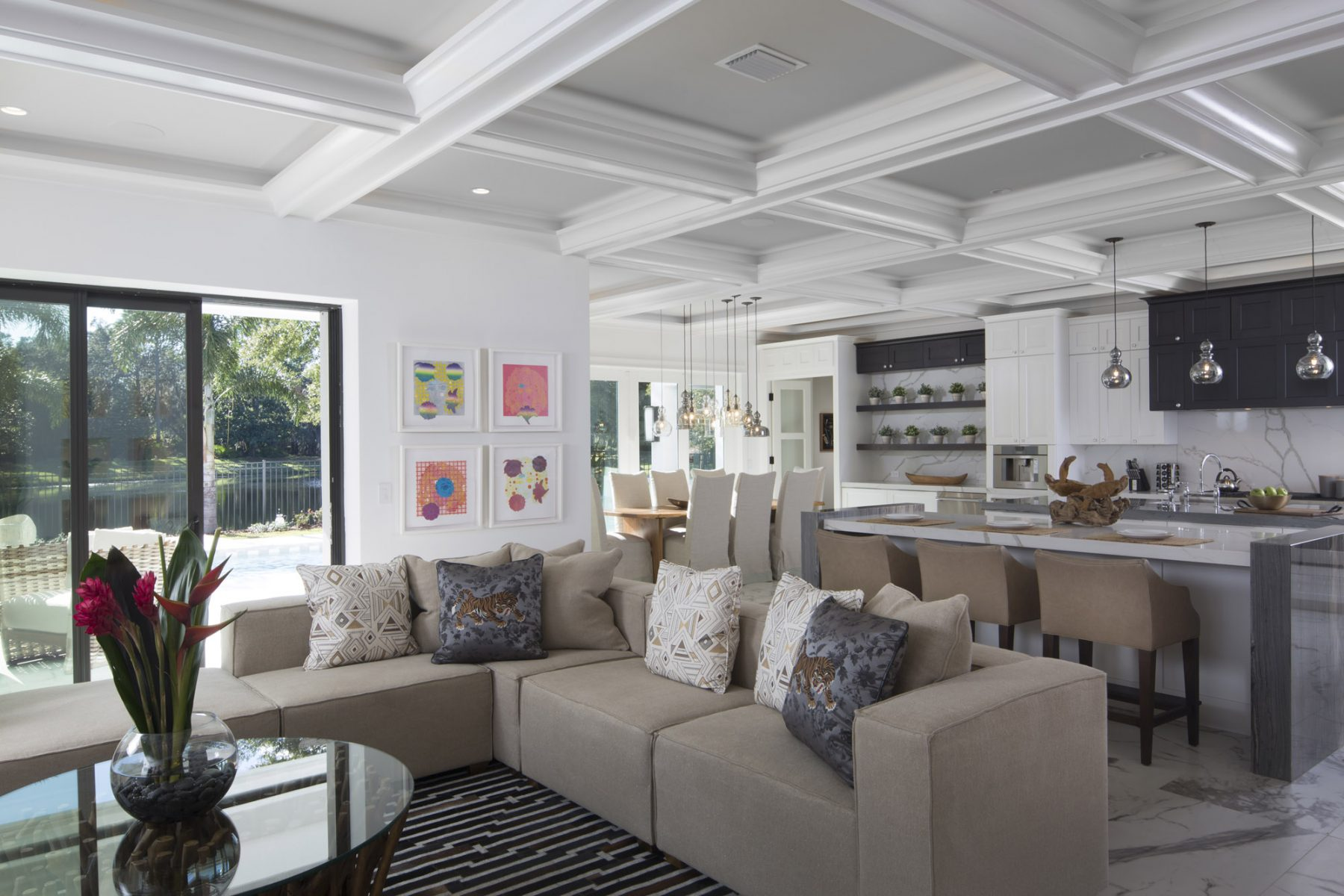The New American Remodeled Home 2017 Phil Kean Design Group