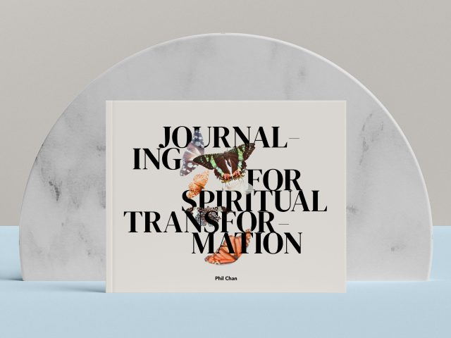 journaling for spiritual transformation