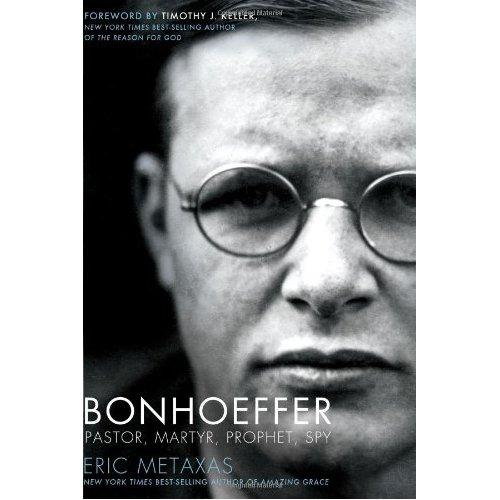 Bonhoeffer and the Church of Today