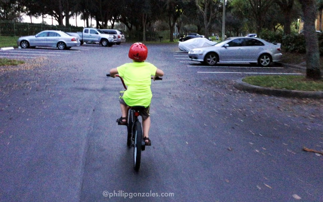 Get Back on the Bike [An Encouraging Word]
