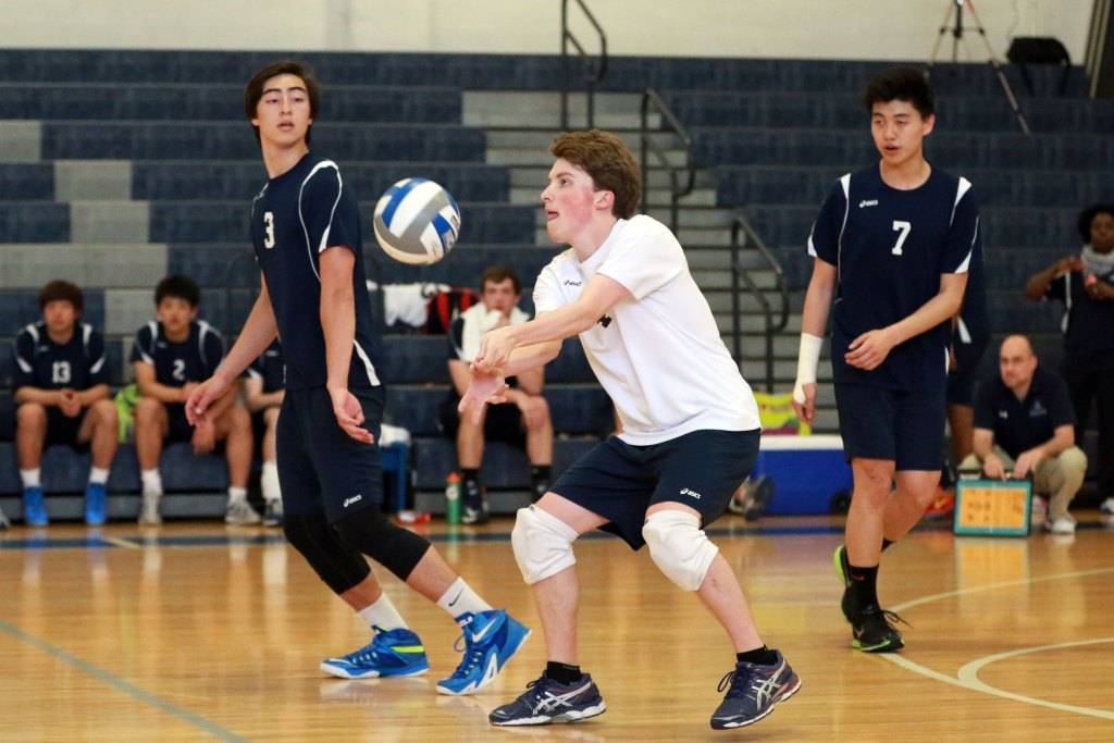 Boys Fall Against Exeter In Season Finale
