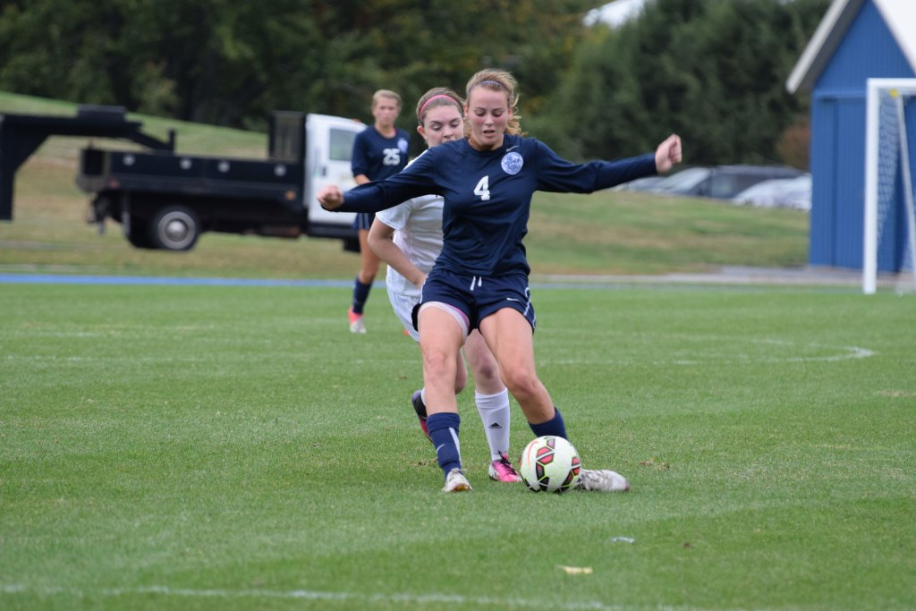 New Talent Shows Potential in Girls Soccer Preseason