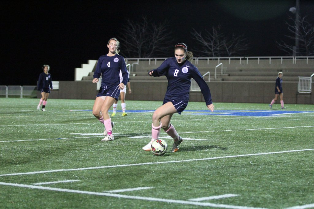 Offense Shines in Girls Soccer's Fourth Consecutive Victory