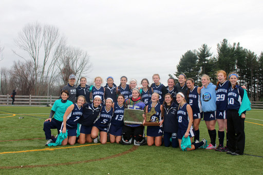 Andover Field Hockey Claims First Championship in Twenty-Two Years