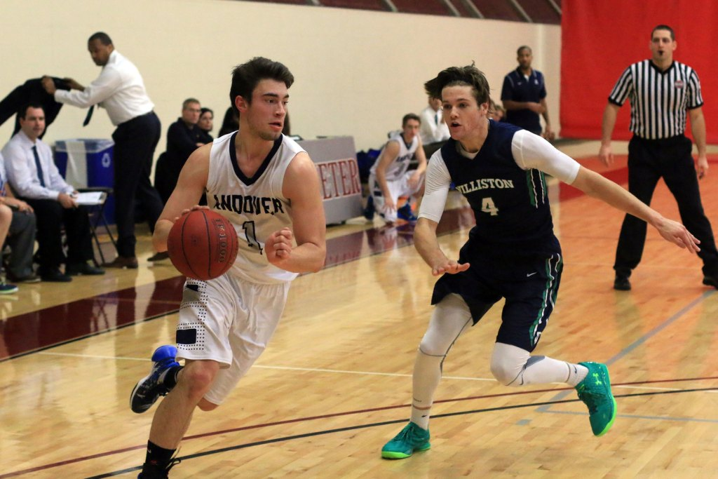 BVBB: Andover Excels From Three-Point Line