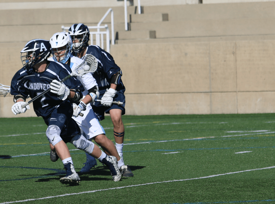 Boys Lacrosse Improves Season With Blowout Win Over NMH