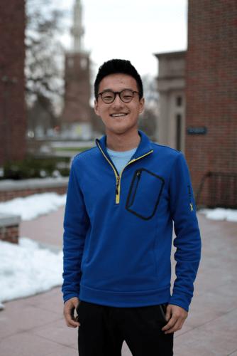 Golf Captain Feature: Peter Hahn '16