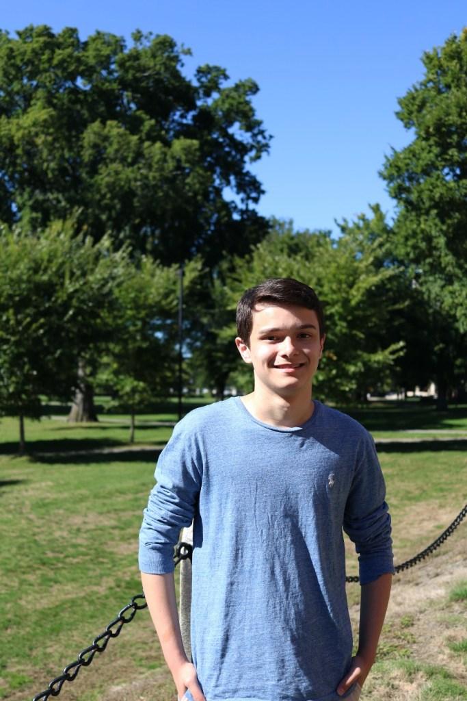 Matt Cline '19 is the second Jeopardy winner from Arkansas.