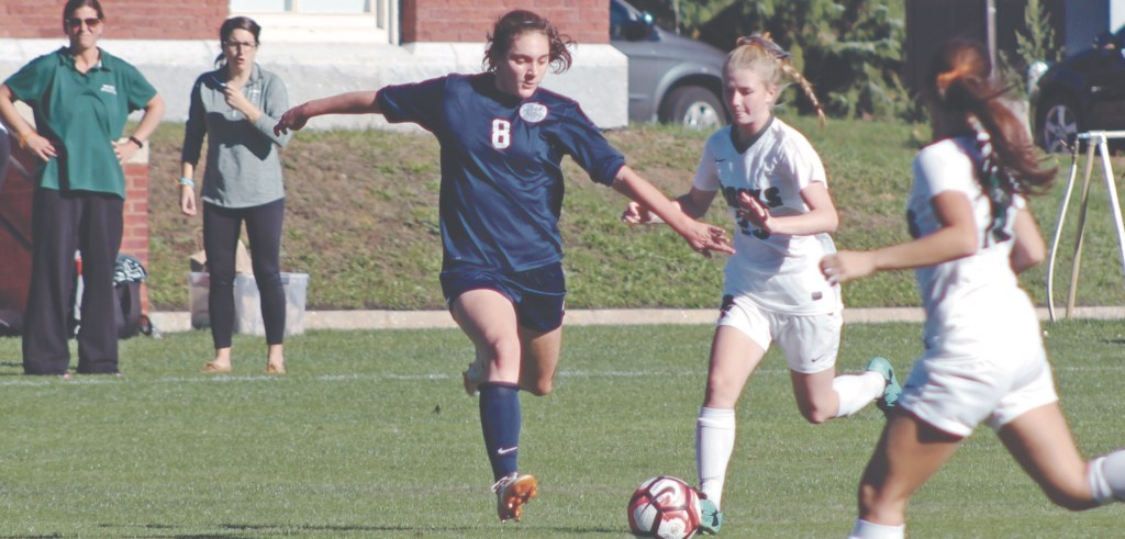 Girls Soccer: Andover Splits Games Against Choate and Brooks