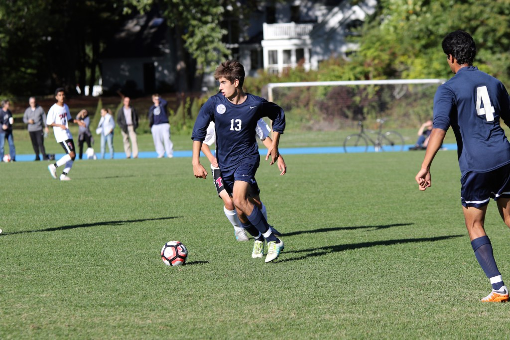 Boys Soccer Finds its Stride in Five-Game Undefeated Streak