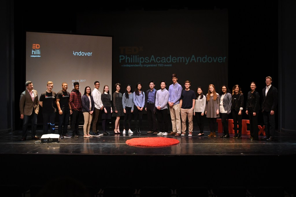 TEDx Youth Follow-Up