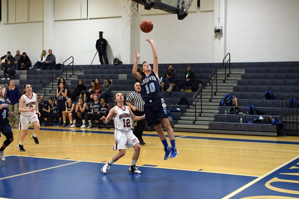 Girls Basketball Falls in Two Nepsac Games