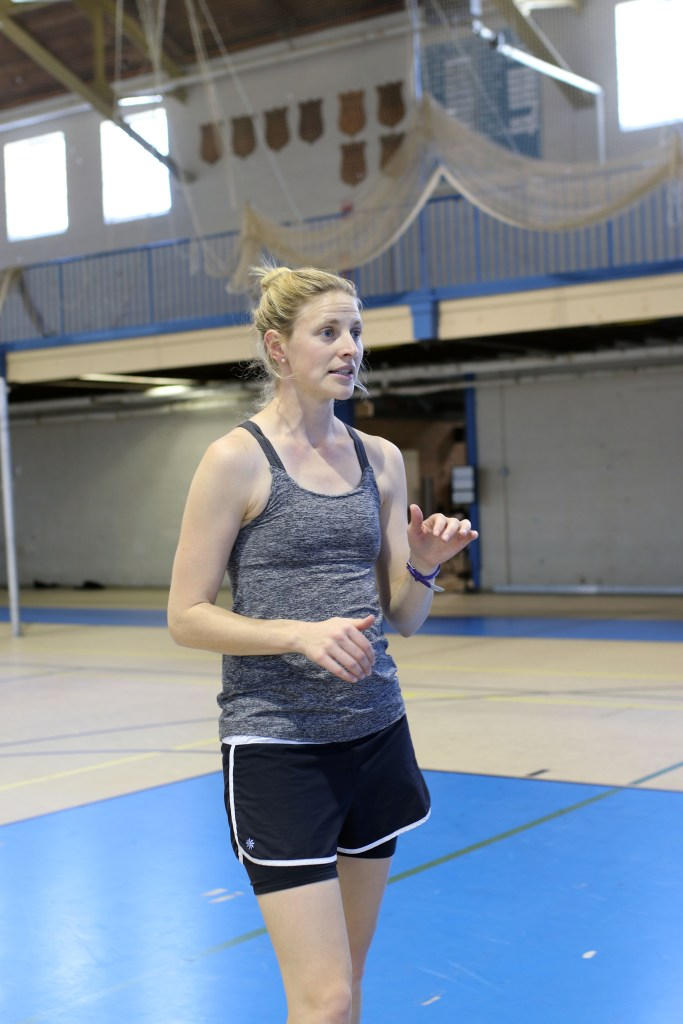 Head Coach Rebecca Hession Guides Indoor Track to Undefeated Season