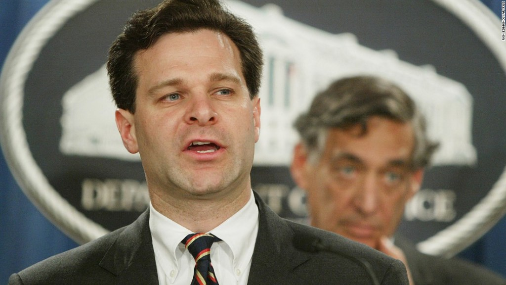 President Trump to Nominate Christopher Wray '85 as Next FBI Director