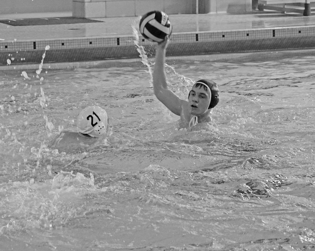 Boys Water Polo Beat St. John's for the Second Time