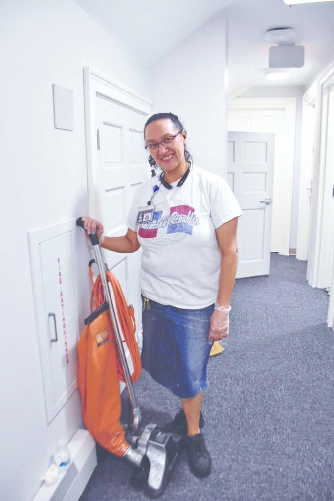 Ingrid Sanchez: Balancing Life as a Custodian and Minister