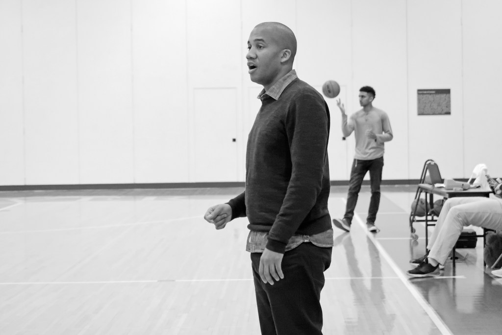 Head Coach Feature: Terrell Ivory '00 Shapes Basketball Players With Professional Experience