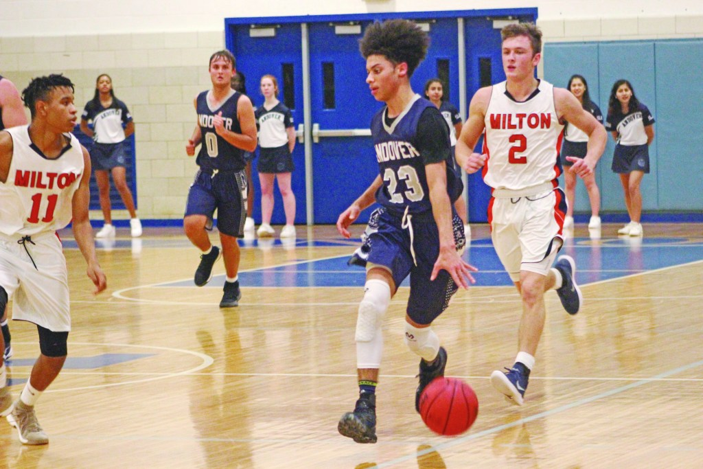 Boys Basketball Goes On Two-Game Win Streak