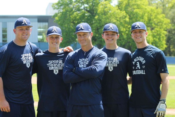Kevin Graver was diagnosed with lymphoma in 1992. However, he returned to baseball after recovery and is now the Head Coach of Andover's Baseball team.