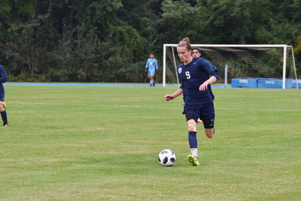 Boys Soccer Blanked by Choate