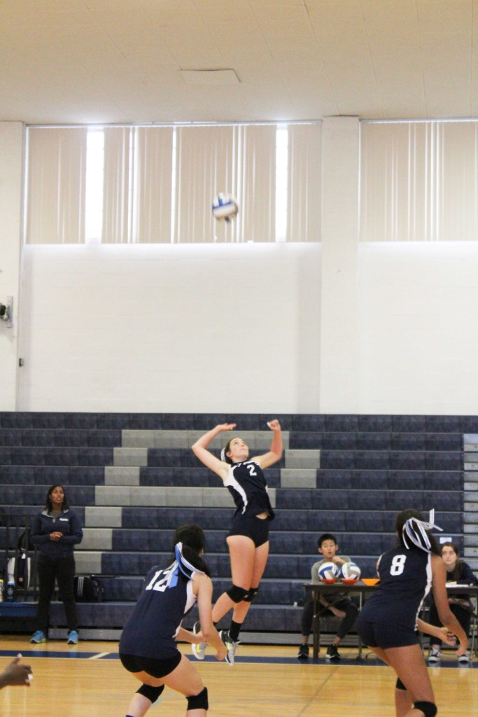 """Andover Girls Volleyball Wins in """"The Best Game Between Andover and NMH in 21 Years"""""""