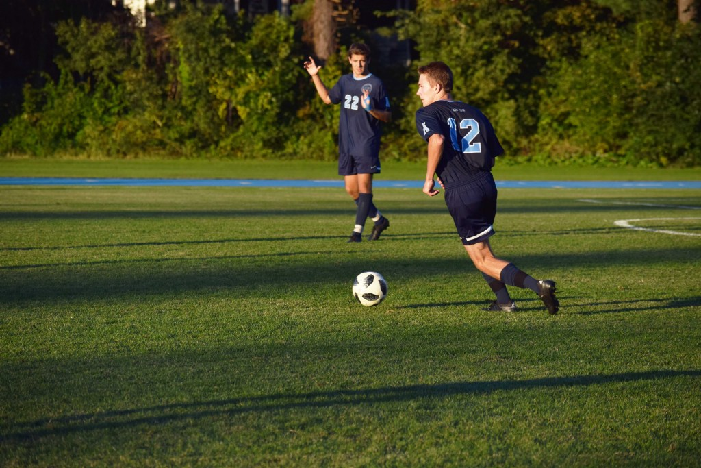 Andover Gets Healthier to Defeat  Deerfield, Loses to Worcester