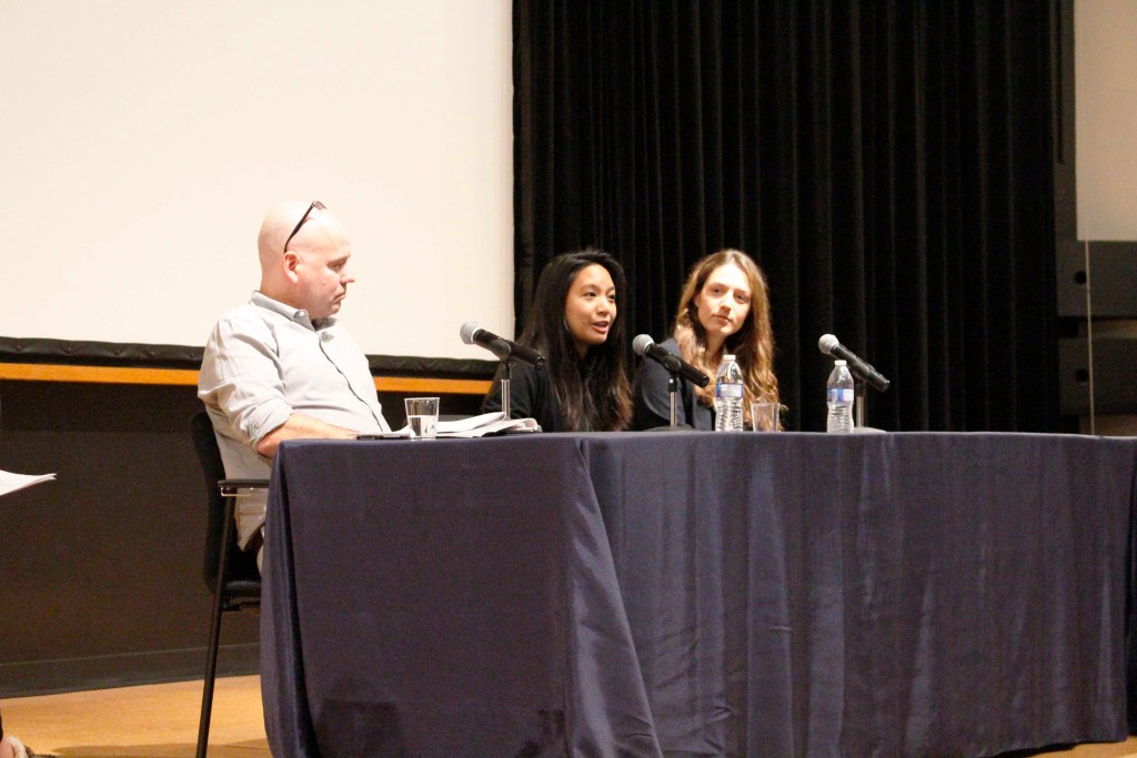 Blueprint Conference Hosts Professional Journalists and Interscholastic Attendees