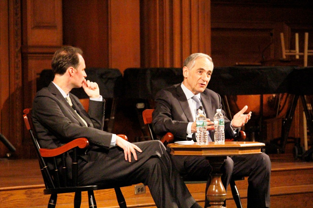 University of Chicago President Robert Zimmer on Freedom of Expression in Academia