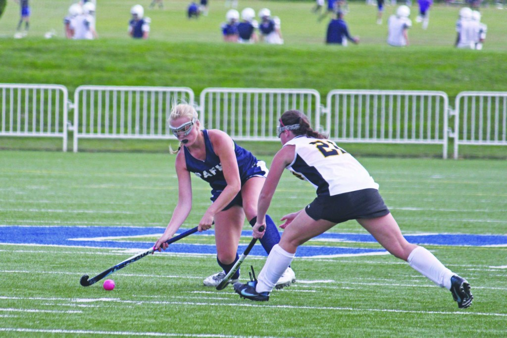 Alumni Feature: Kelly McCarthy '16  Brings Andover Determination and Spirit to Columbia and Beyond