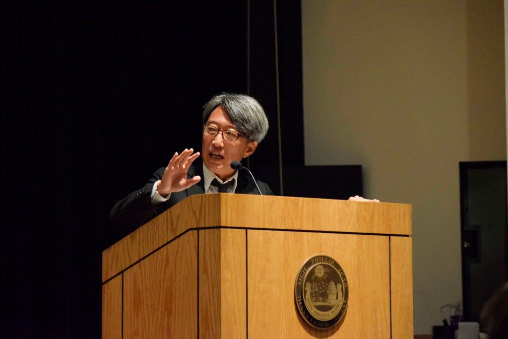 """Professor John Kang Presents """"Prove Yourself: Oliver Wendell Holmes And Obsessions of Manliness"""""""