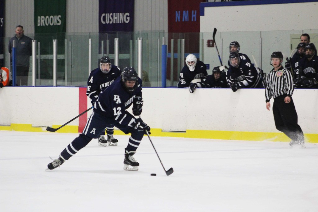 Andover Boys Hockey Starts Strong with Three Consecutive Wins