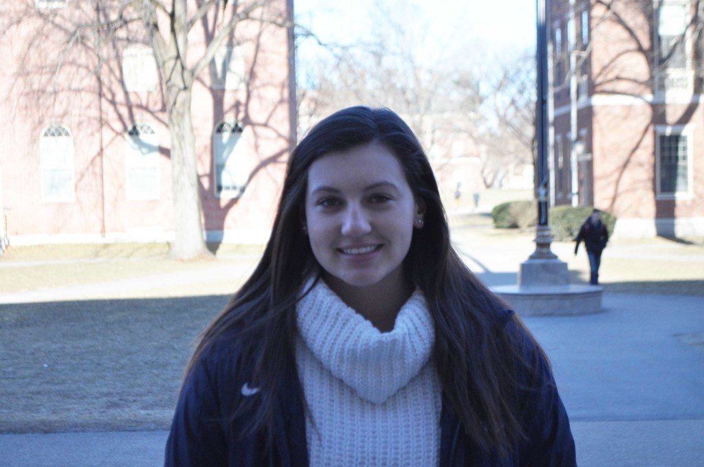 Captain Feature: Co-Captain Erin Kelley '19 Exemplifies Quiet Leadership