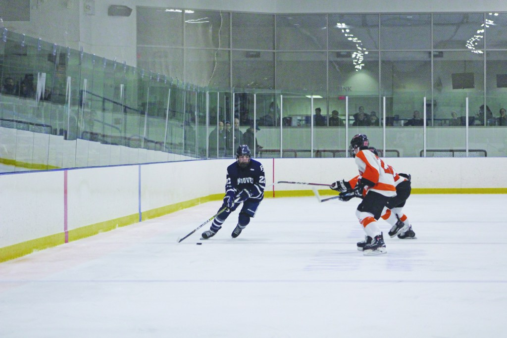 Boys Hockey Suffers Four Injuries in First Week Back
