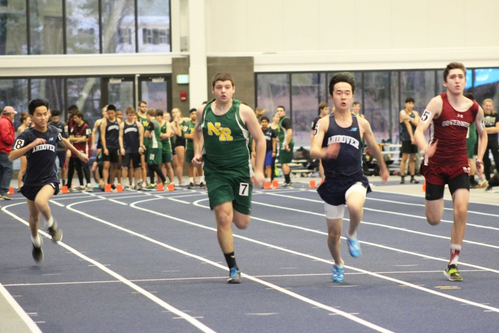 Boys Place Second in Triple-Header