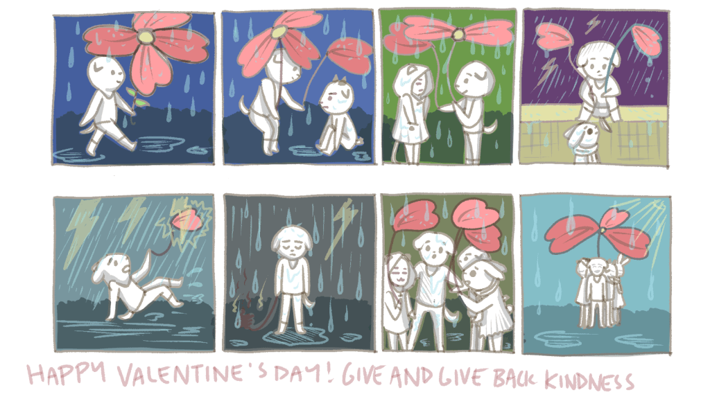 Campus Comics: Happy Valentine's Day