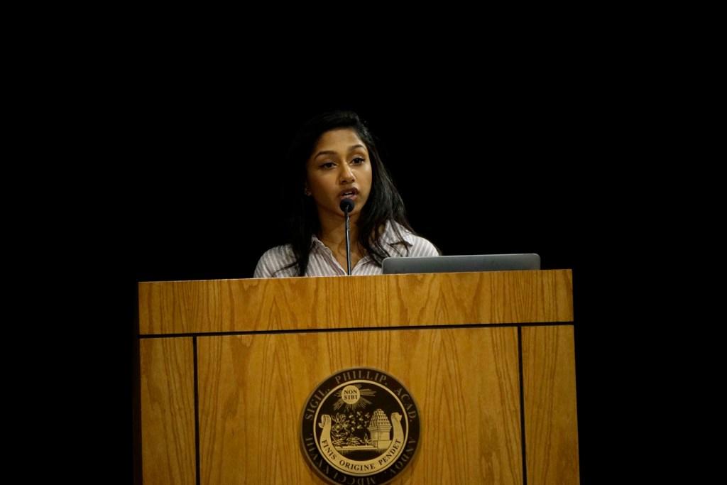 CAMD Scholar Natasha Singareddy '19 Confronts Anti-Black Sentiment in Indian-American Communities