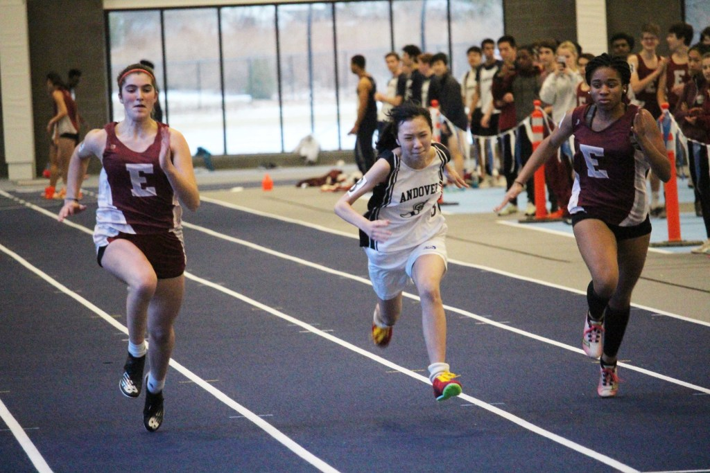 Two Meets, One Day: Andover 11th and 12th Graders Claim Victory